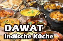 DAWAT indische Küche Berlin