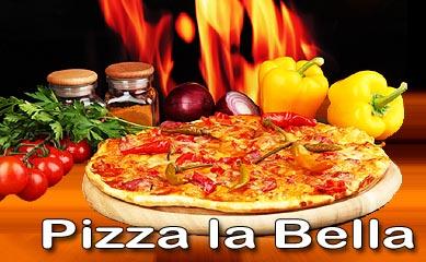 Pizza la Bella Würzburg