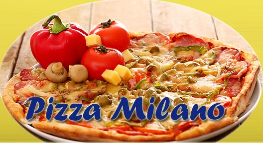 Pizza Milano Friedberg