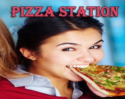 Pizza Station Würzburg