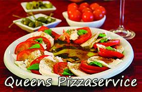 Queens Pizzaservice Erlangen