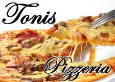Tonis Pizzeria Hamburg