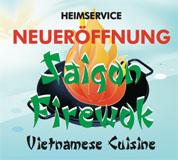 Saigon Firewok in München