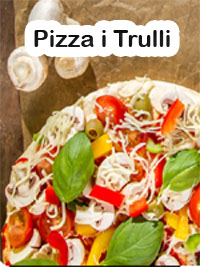 Pizza i Trulli