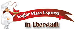 Gujjar Pizza Express in Eberstadt