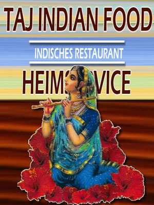 Taj Indian Food Heimservice München