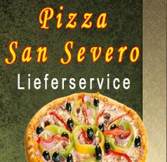 Pizza San Severo Neuss