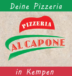 Pizza al Capone in Kempen